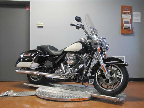 2015 Harley-Davidson Police Road King® in Manchester, New Hampshire