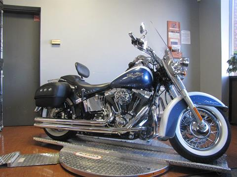 2015 Harley-Davidson Softail® Deluxe in Manchester, New Hampshire