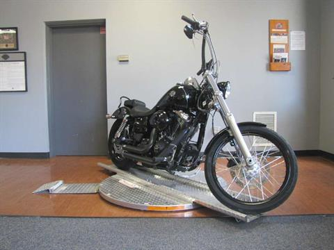 2015 Harley-Davidson Wide Glide® in Manchester, New Hampshire