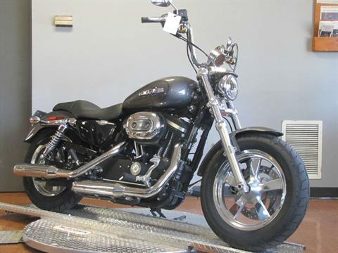2015 Harley-Davidson 1200 Custom in Manchester, New Hampshire