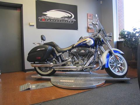 2014 Harley-Davidson CVO™ Softail® Deluxe in Manchester, New Hampshire