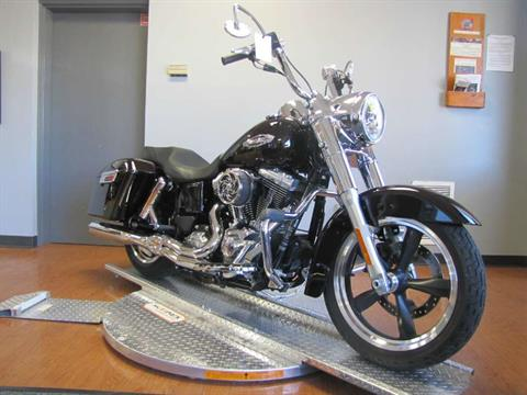 2014 Harley-Davidson Dyna® Switchback™ in Manchester, New Hampshire