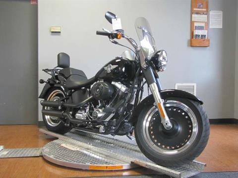 2015 Harley-Davidson Fat Boy® Lo in Manchester, New Hampshire