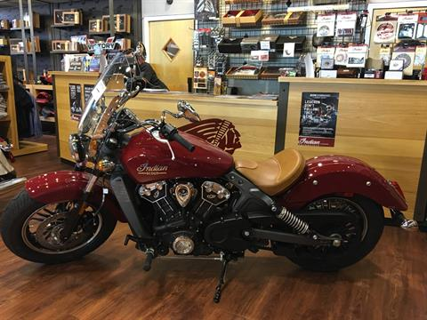 2016 Indian Scout™ ABS in Greensboro, North Carolina