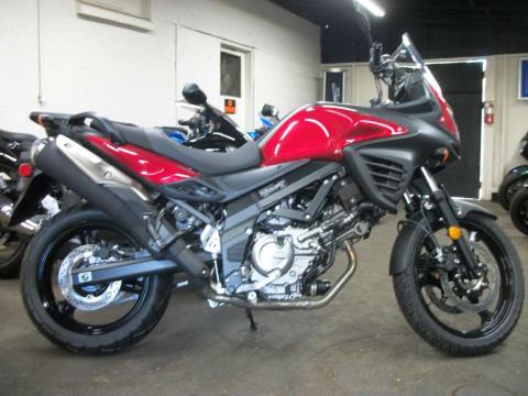 2016 Suzuki V-Strom 650 ABS in Simi Valley, California