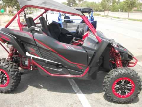 2017 Yamaha YXZ1000R SS SE in Simi Valley, California