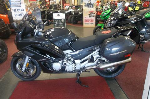 2015 Yamaha FJR1300A in Petersburg, West Virginia