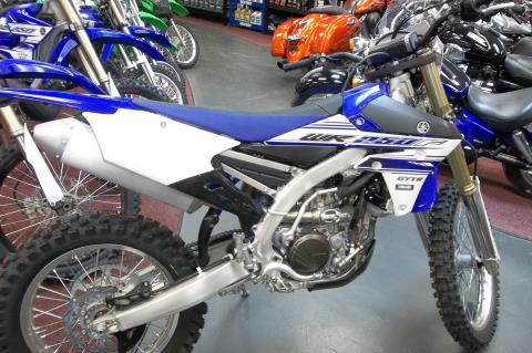 2016 Yamaha WR250F in Petersburg, West Virginia