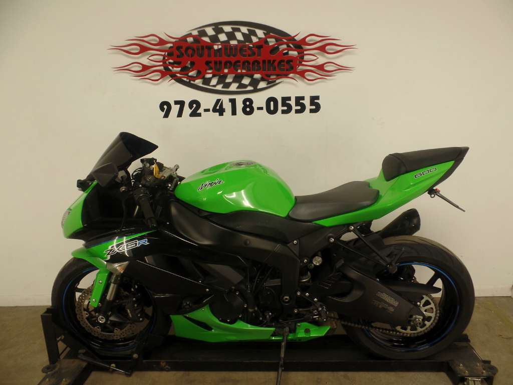 used 2012 kawasaki 174 zx 6r motorcycles in dallas tx