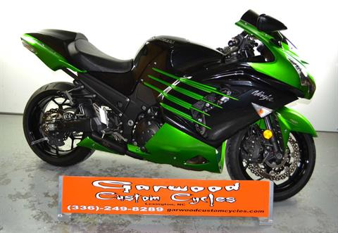 2014 Kawasaki ZX-14R in Lexington, North Carolina