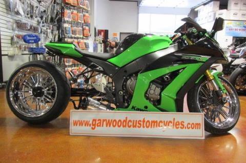 2013 Kawasaki ZX-10 in Lexington, North Carolina