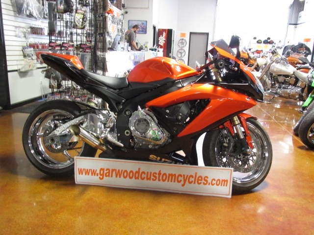 2009 Suzuki GSX-R600 in Lexington, North Carolina