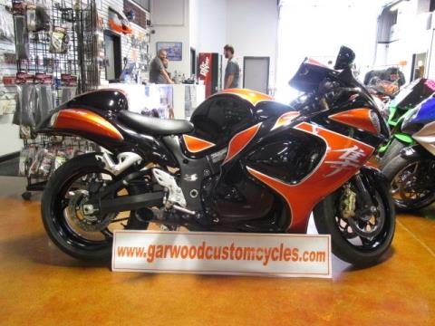 2013 Suzuki GSX-1300R in Lexington, North Carolina