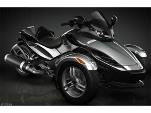2008 Can-Am Spyder™ GS SM5 in Lexington, North Carolina