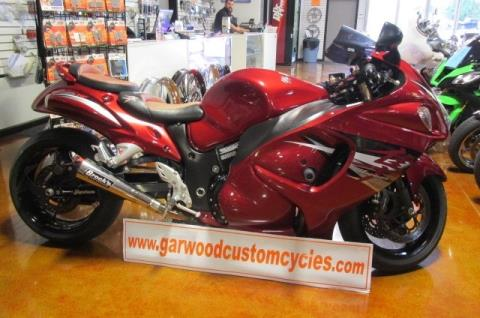 2012 Suzuki GSX-1300R in Lexington, North Carolina