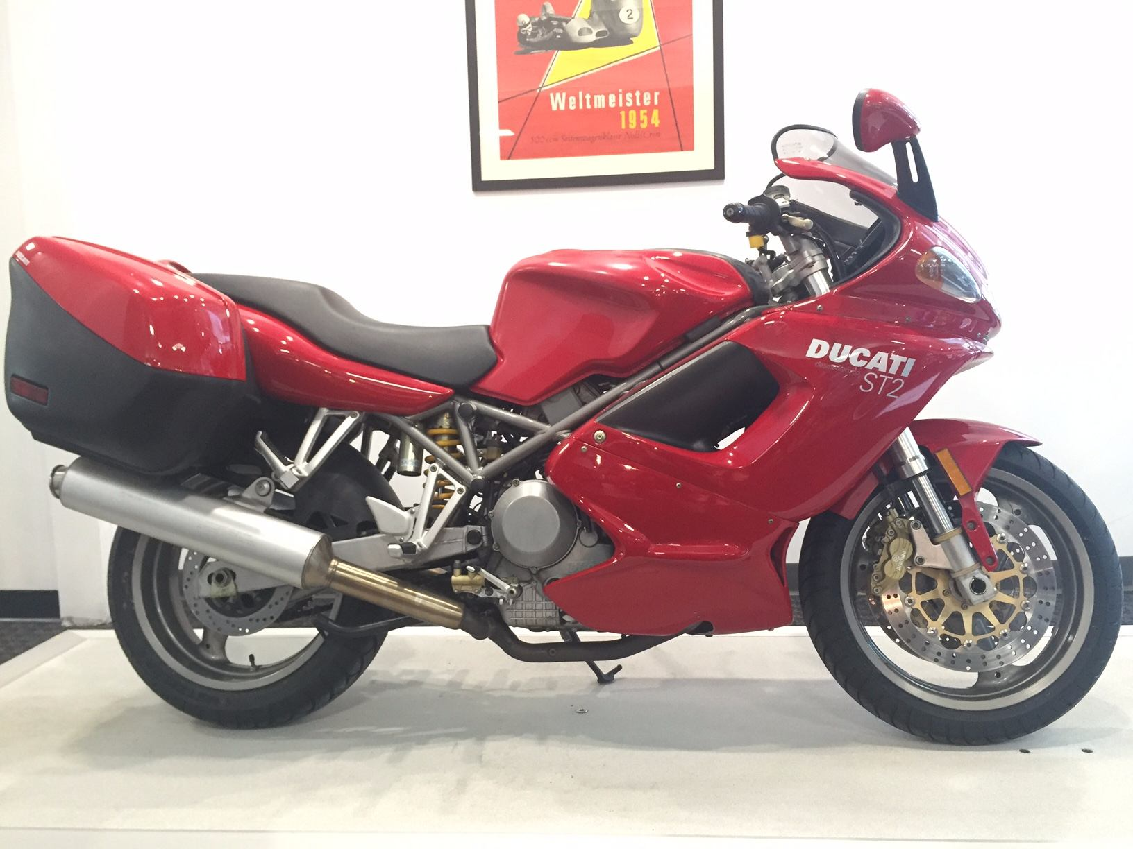 2001 Ducati St2 Sport Touring Used Ducati St2 For Sale