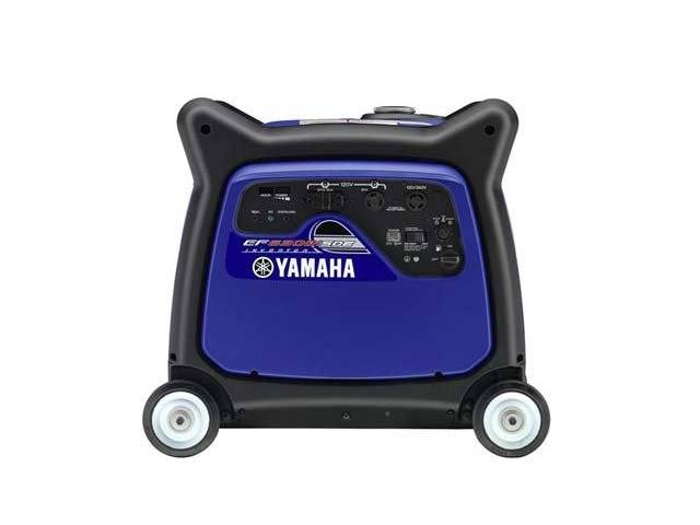2013 Yamaha Inverter EF6300iSDE in Brighton, Michigan