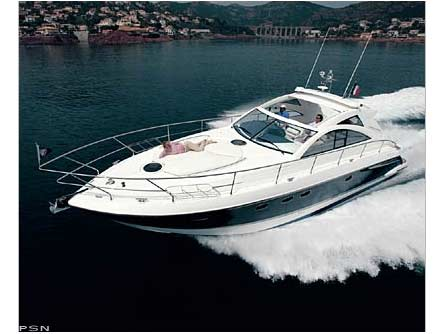 2007 Fairline Targa 47 in Brighton, Michigan