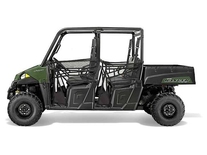 2015 Polaris Ranger Crew® 570 Full-Size in Brighton, Michigan