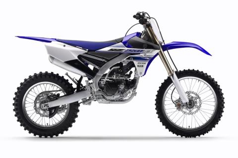 2016 Yamaha YZ250FX in Florence, Colorado