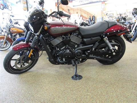 2017 Harley-Davidson Street® 750 in Knoxville, Tennessee