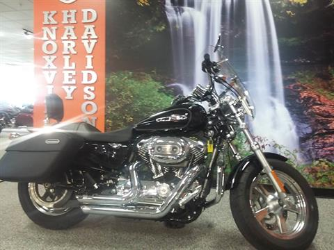 2014 Harley-Davidson 1200 Custom in Knoxville, Tennessee