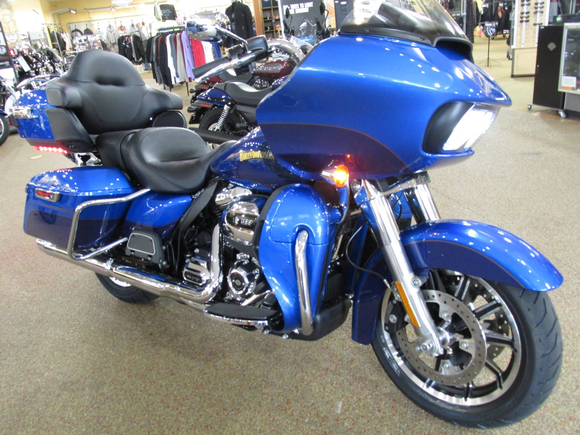 2017 Harley-Davidson Road Glide® Ultra in Knoxville, Tennessee