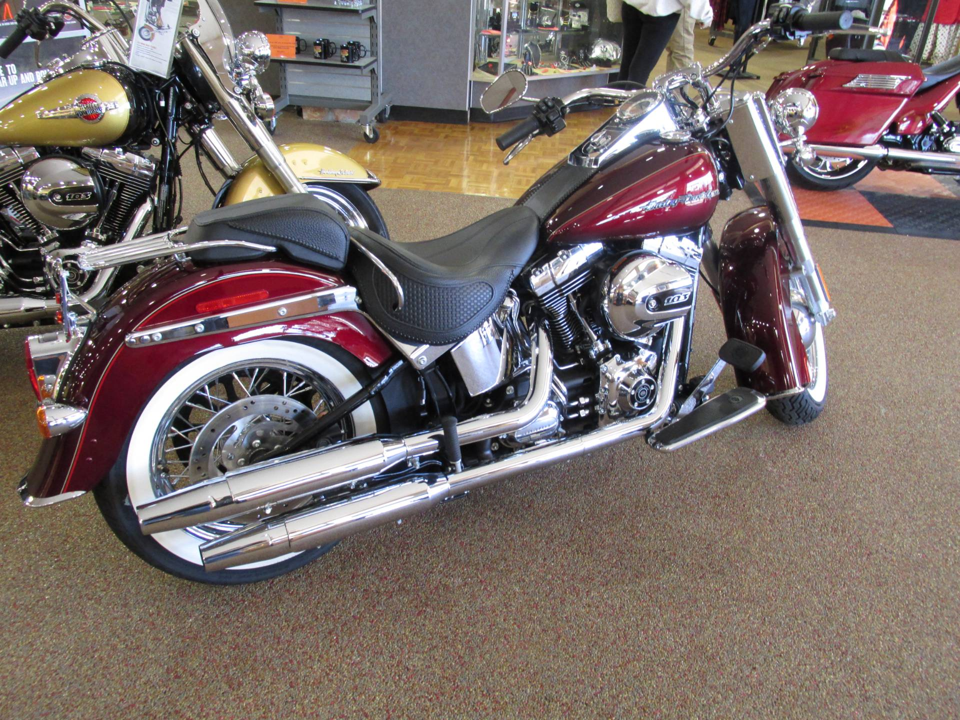 2016 Harley-Davidson Softail® Deluxe in Knoxville, Tennessee