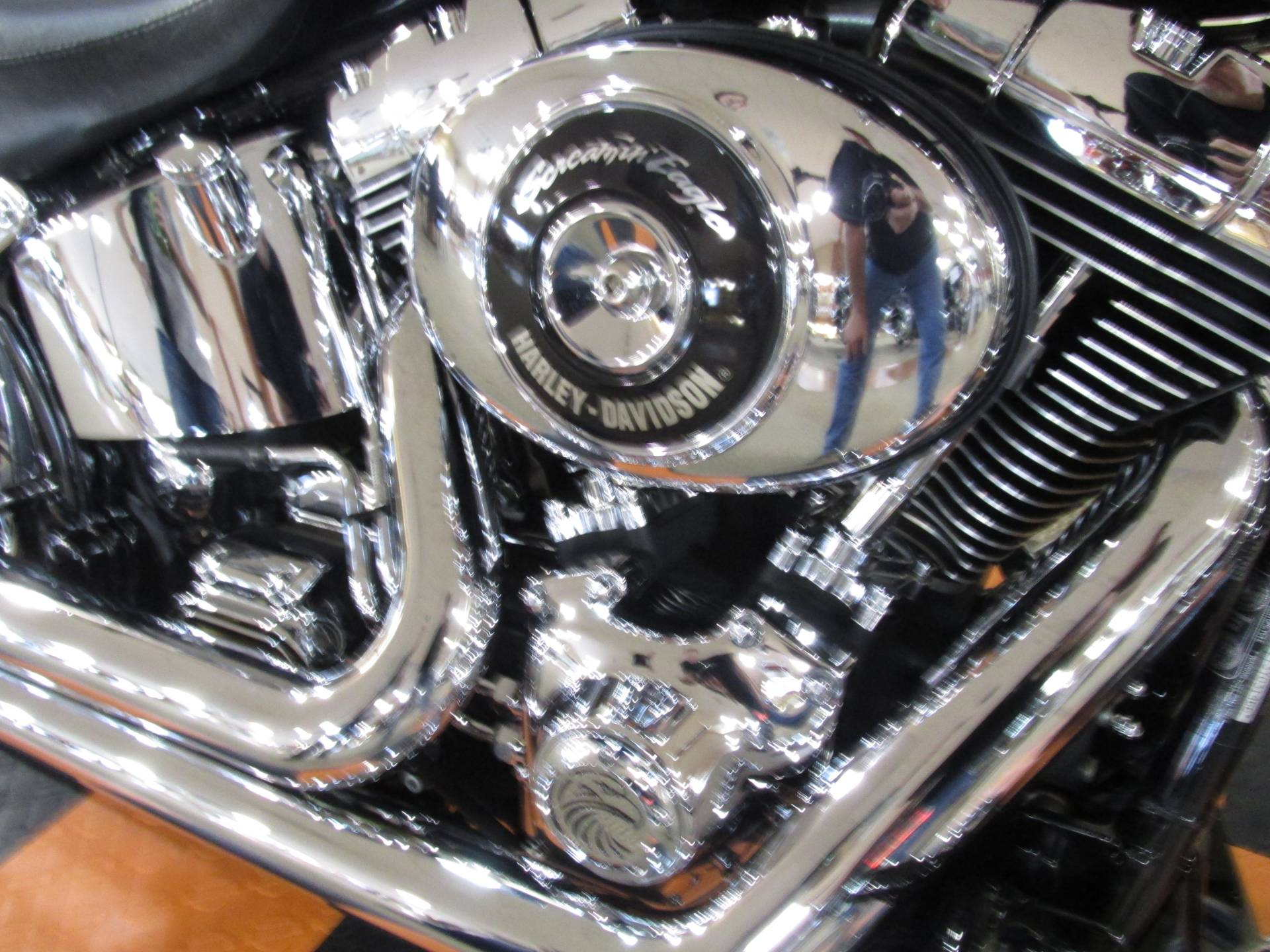 2003 Harley-Davidson FXSTD/FXSTDI Softail®  Deuce™ in Knoxville, Tennessee