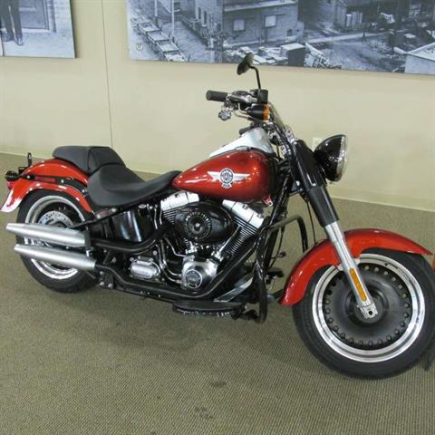 2013 Harley-Davidson Softail® Fat Boy® Lo in Knoxville, Tennessee