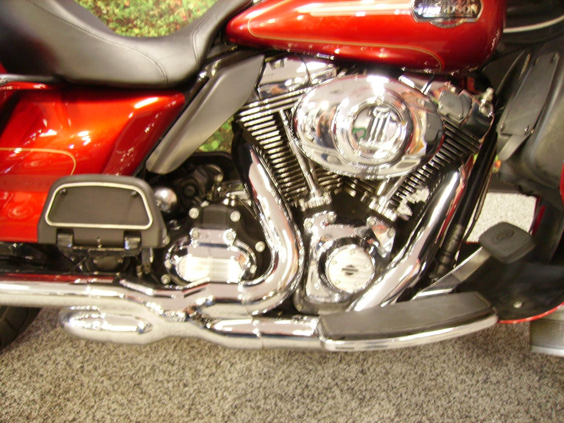 2012 Harley-Davidson Electra Glide® Classic in Knoxville, Tennessee