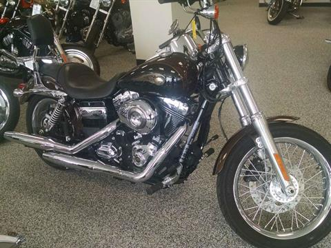 2013 Harley-Davidson Dyna® Super Glide® Custom 110th Anniversary Edition in Knoxville, Tennessee