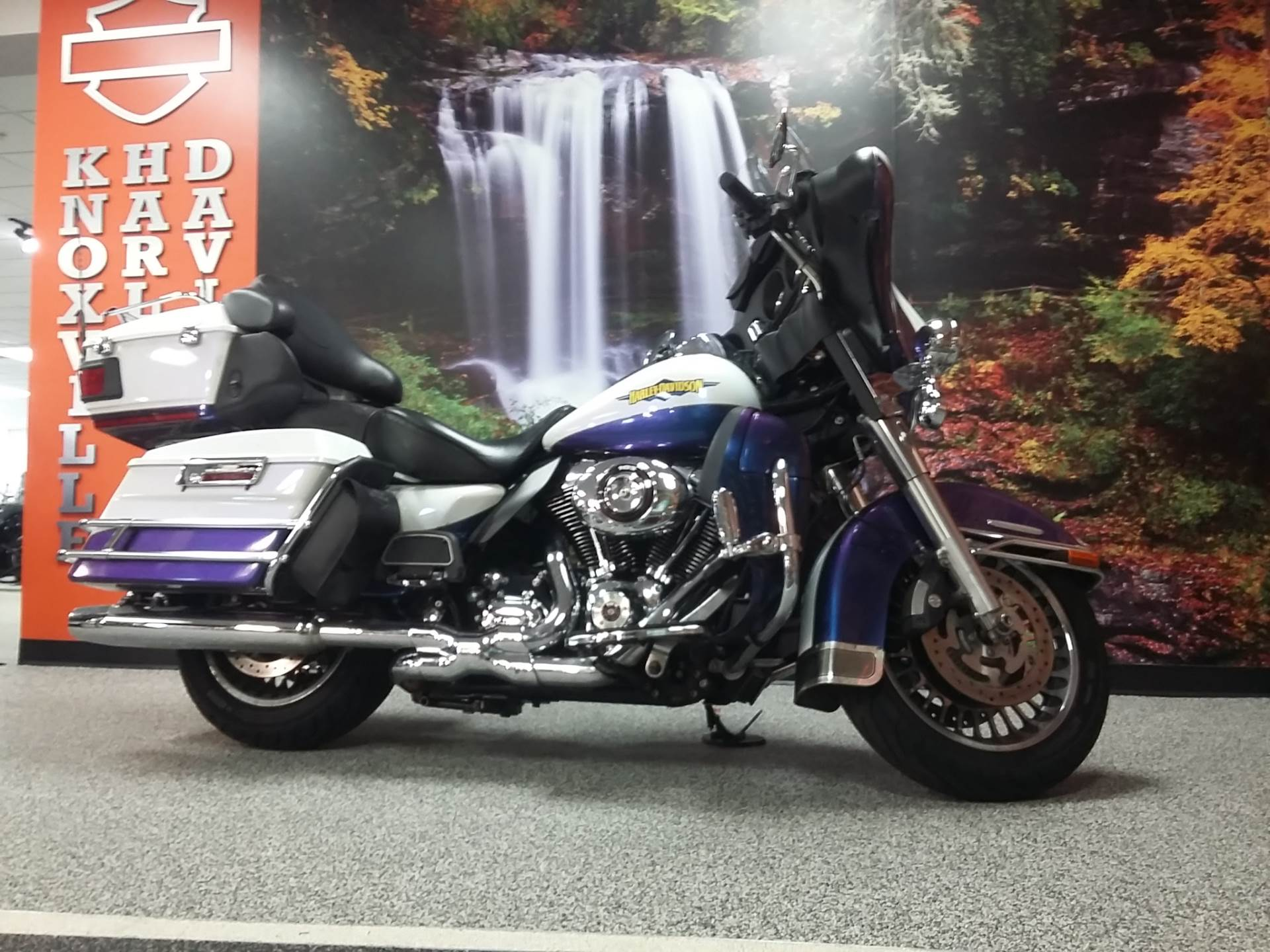 2010 Harley-Davidson Electra Glide® Ultra Limited in Knoxville, Tennessee