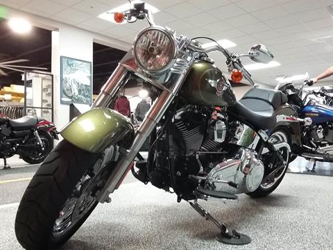 2017 Harley-Davidson Fat Boy® in Knoxville, Tennessee