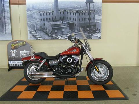 2013 Harley-Davidson Dyna® Fat Bob® in Knoxville, Tennessee