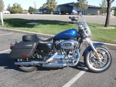 2015 Harley-Davidson SuperLow® 1200T in Meridian, Idaho