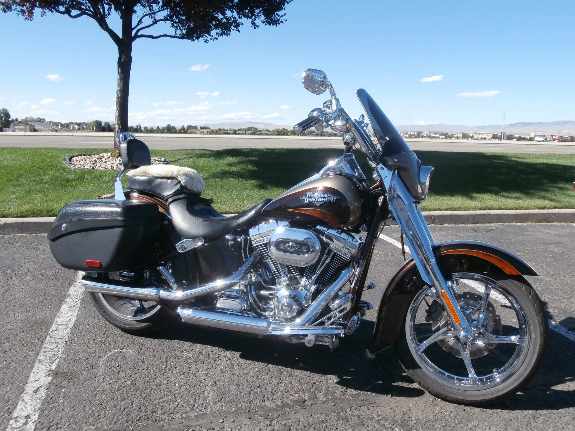 2011 CVO Softail Convertible