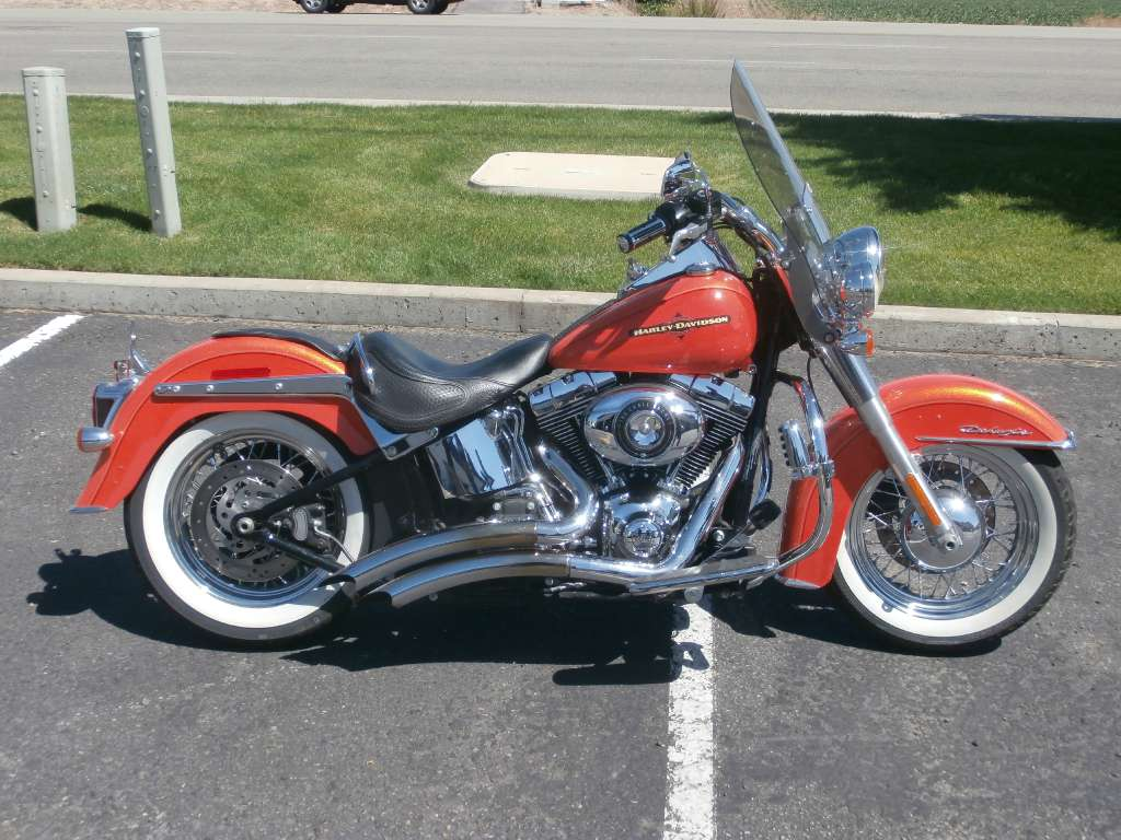 2012 Softail Deluxe