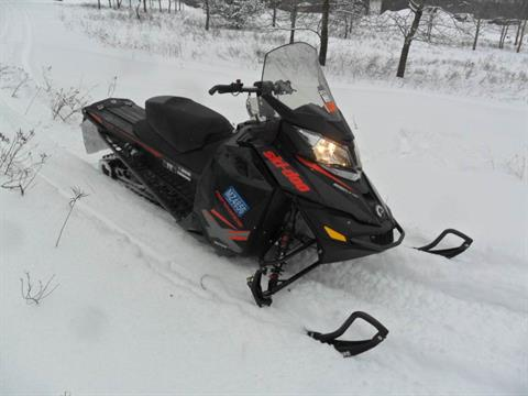 2015 Ski-Doo Renegade® X® 800R E-TEC® E.S.,  Ripsaw in Baldwin, Michigan