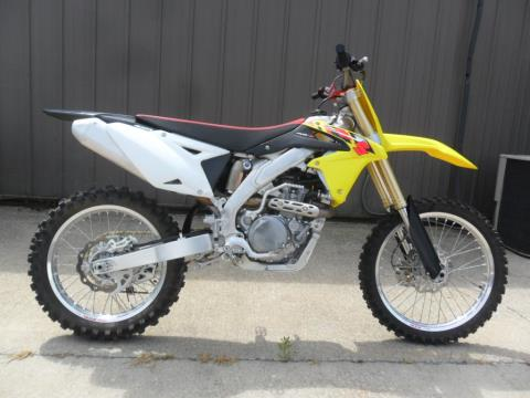 2013 Suzuki RM-Z450 in Baldwin, Michigan