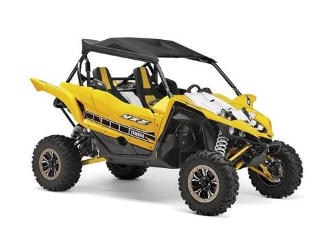 2016 Yamaha YXZ1000R SE in Baldwin, Michigan