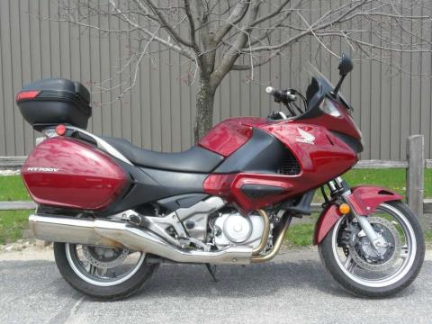 2010 Honda NT700V in Baldwin, Michigan