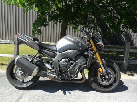 2012 Yamaha FZ8 in Baldwin, Michigan