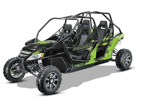 2014 Arctic Cat Wildcat™ 4 in Baldwin, Michigan