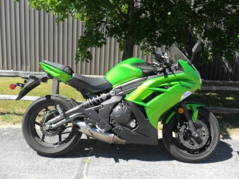 2012 Kawasaki Ninja® 650 in Baldwin, Michigan