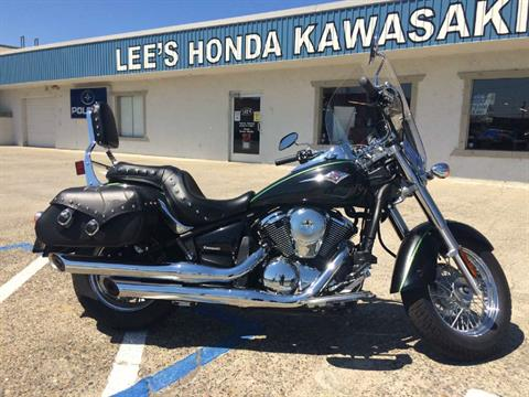 2015 Kawasaki Vulcan® 900 Classic LT in Redding, California