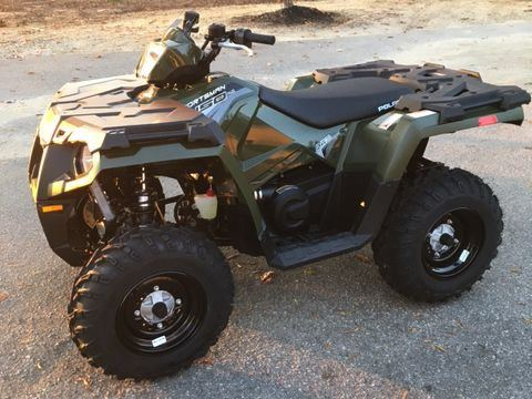 2017 Polaris Sportsman® 450 H.O. in Columbia, South Carolina