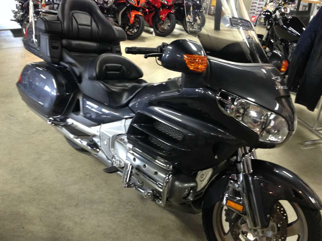 2005 Gold Wing