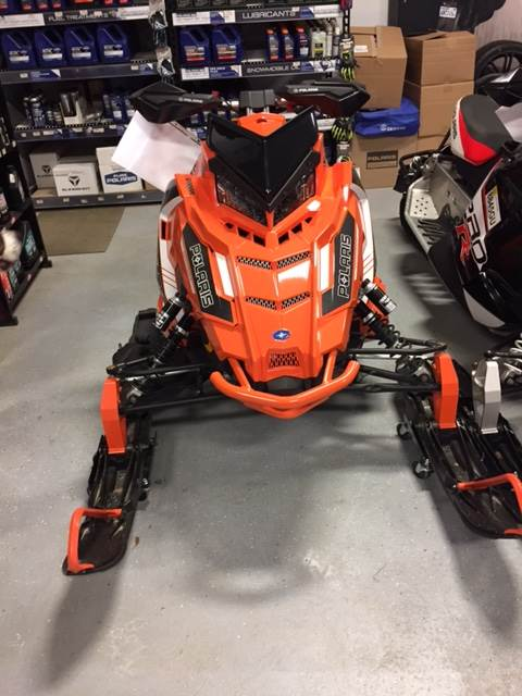 2016 Polaris 800 SWITCHBACK® PRO-S SnowCheck Select in Malone, New York