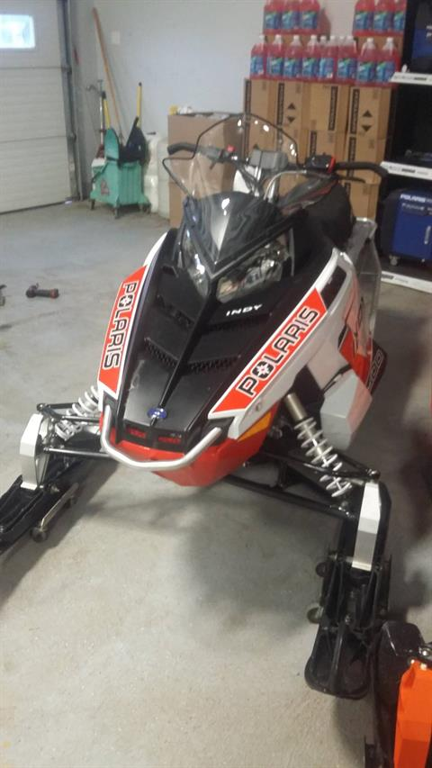 2016 Polaris 800 Indy® SP in Malone, New York